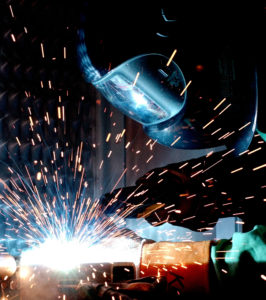 what is Welding process or GMAW