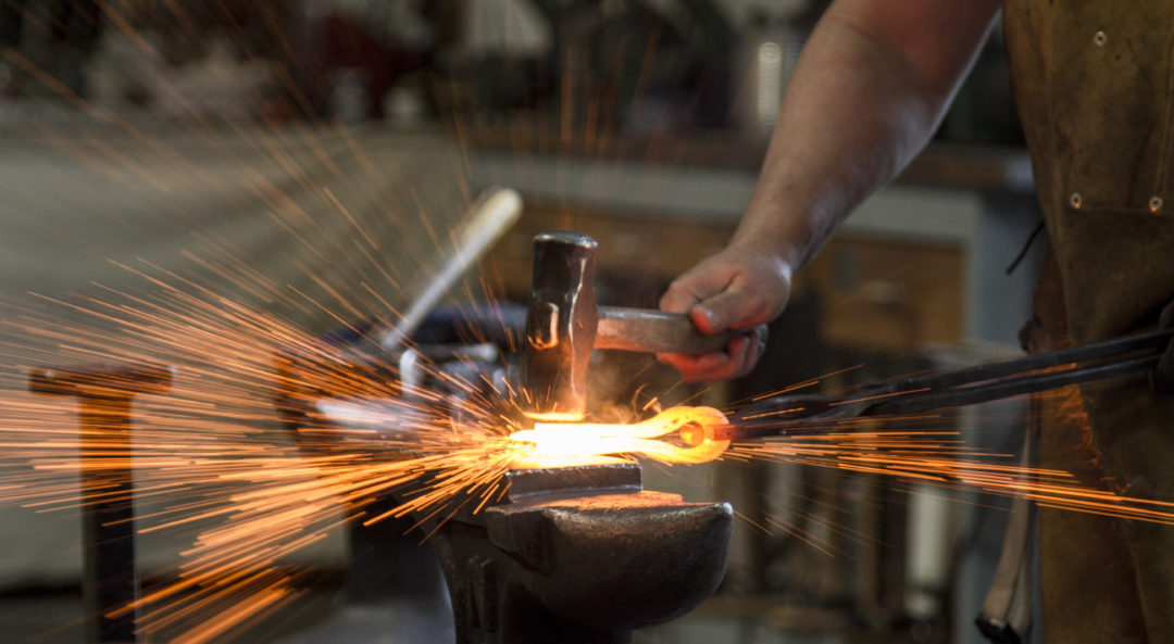 What Is Forge Welding And How It Works The Welding Master